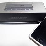 bluetoothスピーカー BOSE Sound Link Mini を購入